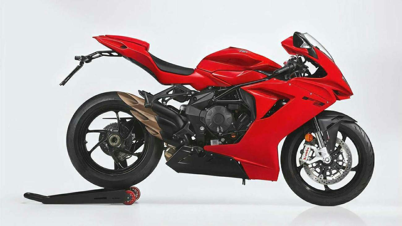 MV Agusta F3 800 Rosso technical specifications